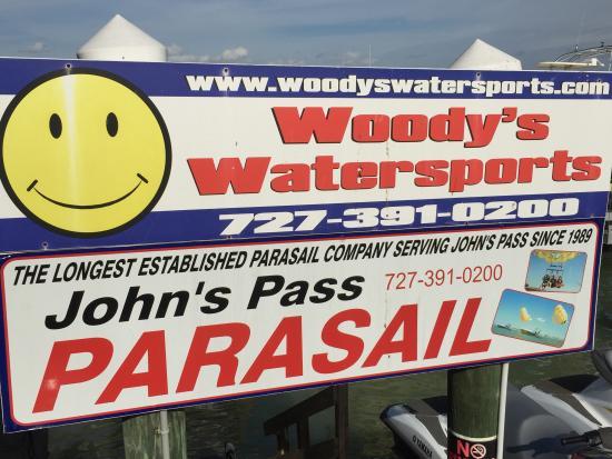 Woody's Watersports: On the boardwalk!