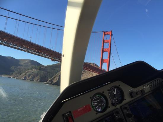 Inoubliable  Picture Of San Francisco Helicopter Tours San Francisco  Trip