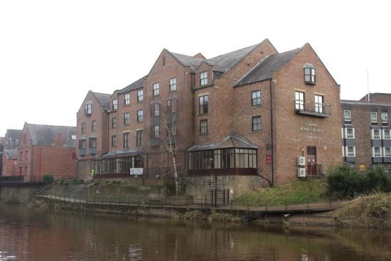 View Of The Marriott Royal County From The Elvet Bridge Picture Of