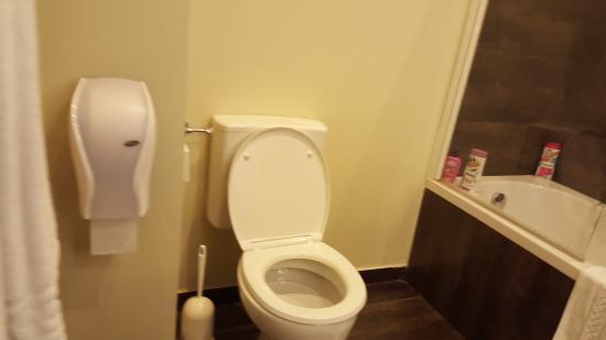 Mercure Josefshof Wien: WC
