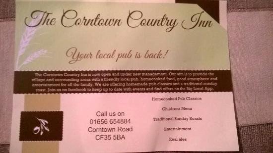 The Corntown Country Inn
