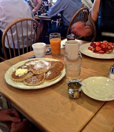 Greenwood Village, Колорадо: Generous portions