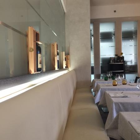 Tessera, Italien: Scorcio del ristorante