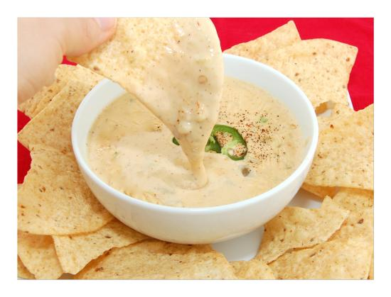South Point, OH: Cheese dip