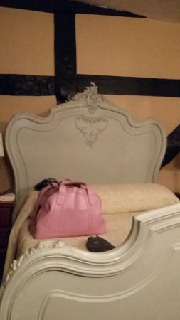 Nantwich, UK: Princess bed
