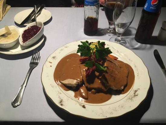 Kolding, Dinamarca: Dagens middag