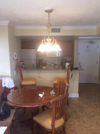 The Cove on Ormond Beach: one bedroom suite