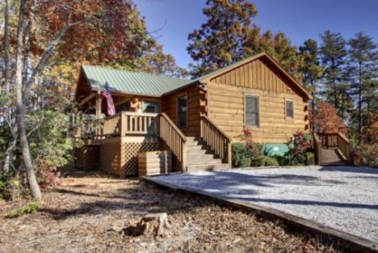 Sautee Nacoochee, GA: Cabins