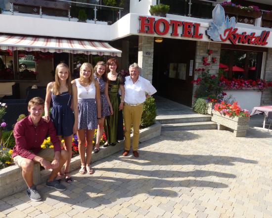 Saas-Almagell, Schweiz: Gastgeber-Familie Breuer-Anthamatten