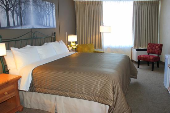 Confederation Place Hotel: King Bedroom