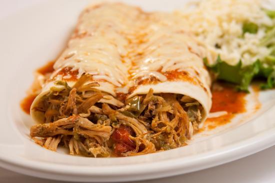 แอชแลนด์, เคนตั๊กกี้: burrito deluxe