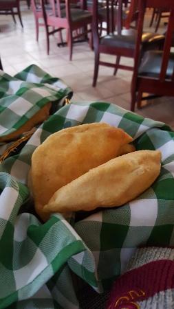 Belmopan, Belize: fry jacks