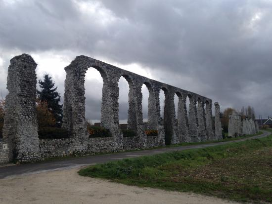 Aqueduc gallo-romain