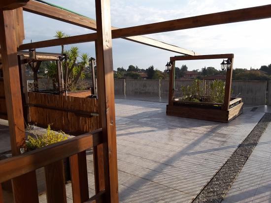 Mascalucia, Włochy: Terrace