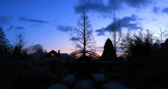 Bromyard, UK: Early winter dawn