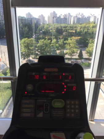 gym picture of holiday inn beijing focus square beijing tripadvisor rh tripadvisor co uk