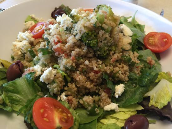 Blacksburg, VA: I loved this Quinoa Salad
