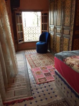 Riad Layalina Fez: Bedroom