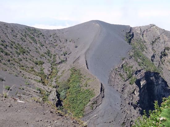 Provincia de Cartago, Costa Rica: Cráter