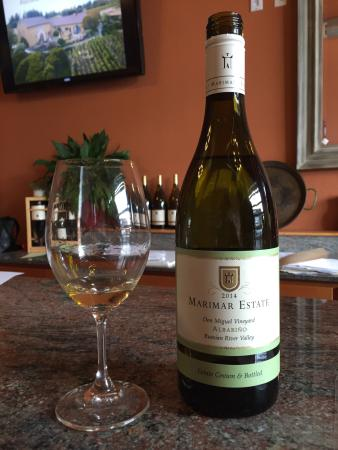 Sebastopol, Californië: Great, reasonably priced wines! Really enjoyed our tasting.