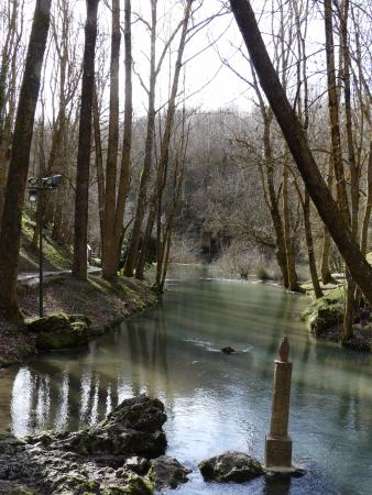 Reinosa, İspanya: Nacimiento del Ebro.