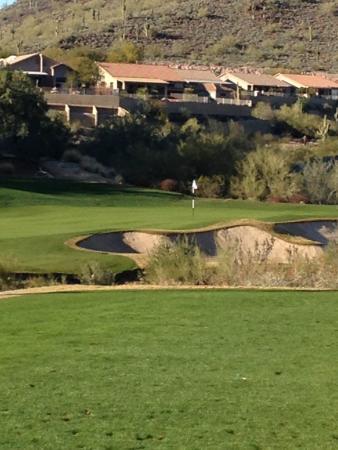 Fountain Hills, AZ: Tough approach