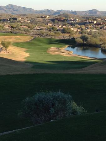 Fountain Hills, AZ: #18 hole