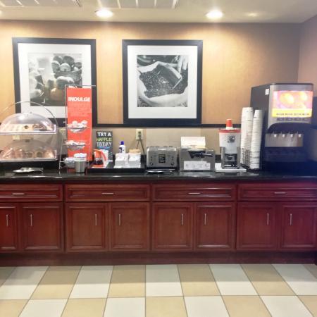 Hays, KS: Breakfast Selection