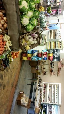 Ormskirk, UK: Newly revamped Farm Shop