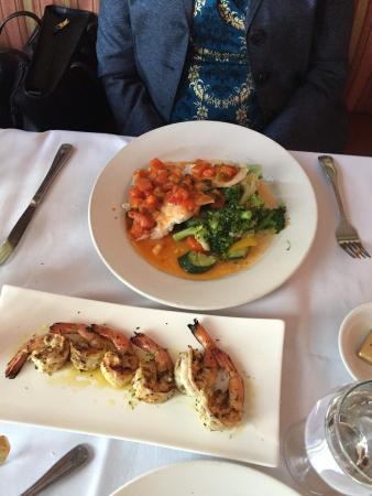 Floral Park, NY: Superb superb food! One of the best restaurants I visited in NY