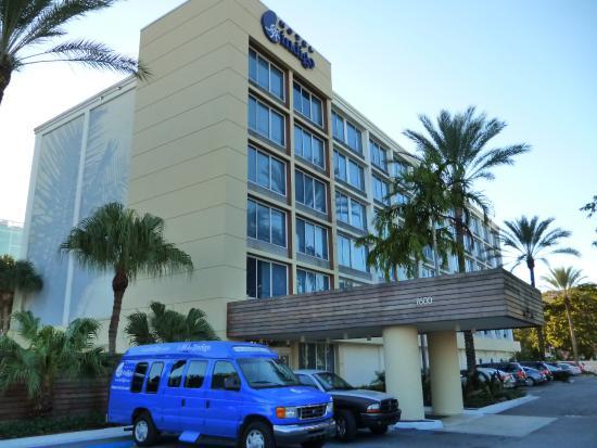 Miami Dadeland Hotel Photo