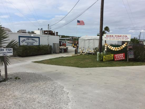 Goodland, FL: Just a great fish market, not a restaurant