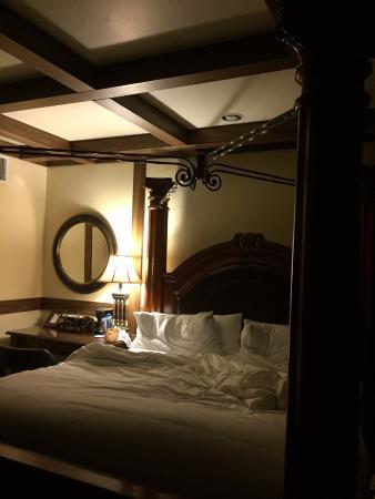 San Luis Creek Lodge: A little piece of heaven, room 208.