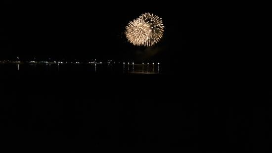 Bed and Breakfast Alghero : fuochi d'artificio Alghero 2016
