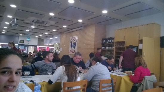 Carnaxide, Portugal: внутри ресторана