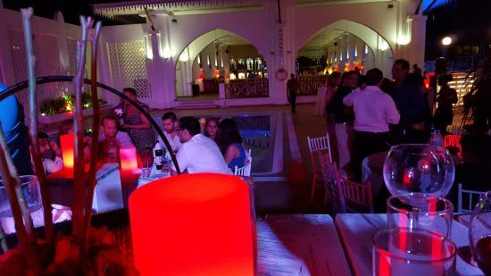 Terrace Restaurant: Chaîne des Rôtisseurs! What a night!