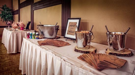 Camrose, Kanada: Wedding reception