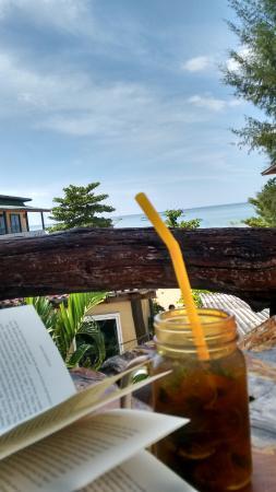 Peony Cafe Restaurant Sun Beach Mojito Book Hy