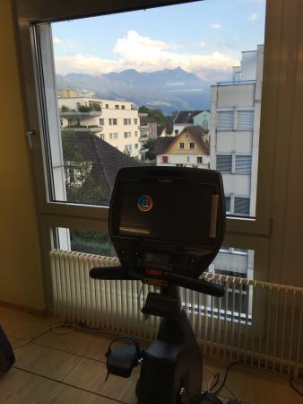 Buchs St. Gallen, Schweiz: Gym