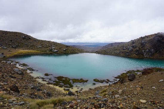 Whakapapa, Nueva Zelanda: Amazing lakes