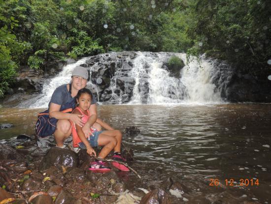 Chapeco, SC: Primeira Cachoeira