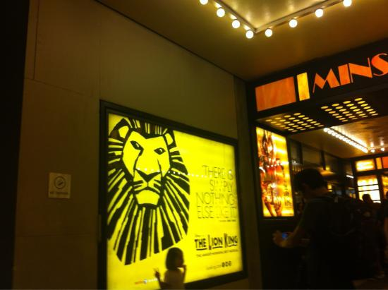 photo1 jpg picture of the lion king new york city tripadvisor rh tripadvisor com