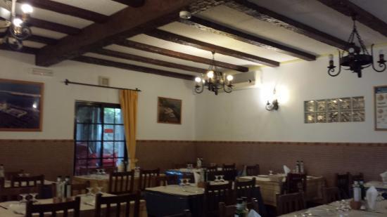 Vila Nova de Cacela, Portugal: Restaurante