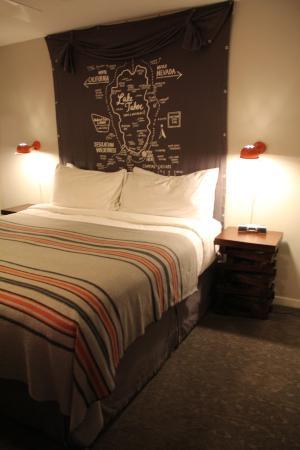 Basecamp Hotel: adorei