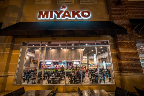 Another Great View Of Our Sushi Bar Picture Of Miyako