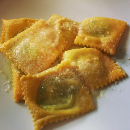 Verucchio, İtalya: Primi piatti