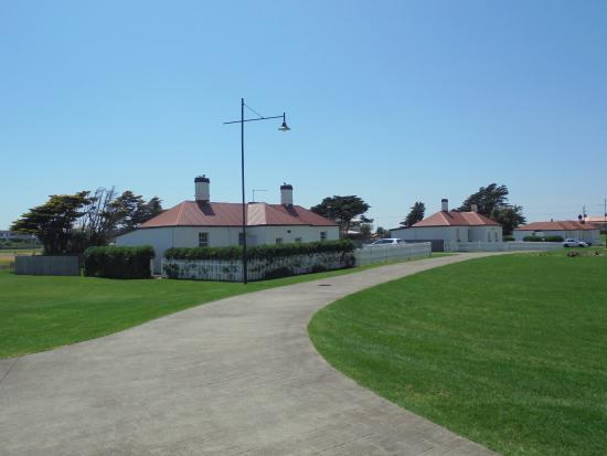 Launceston, Australia: Pilot houses and museum