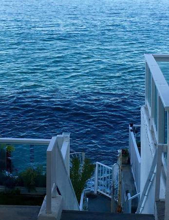 Capri Laguna On The Beach: Stairs To Beach Access