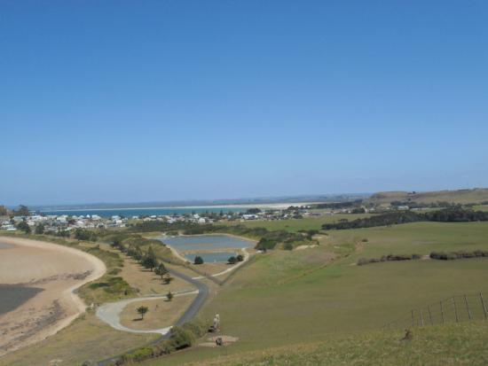 สแตนลีย์, ออสเตรเลีย: view overlooking Stanley from Highgate hill.