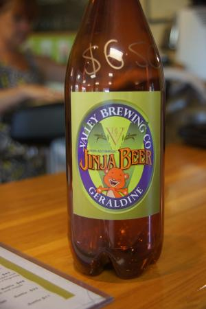 Valley Brewing Company: Jinja Beer